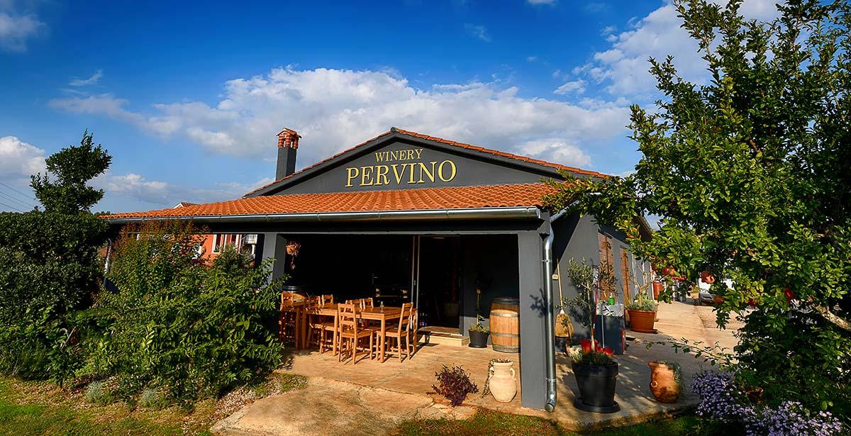 Pervino vinarija