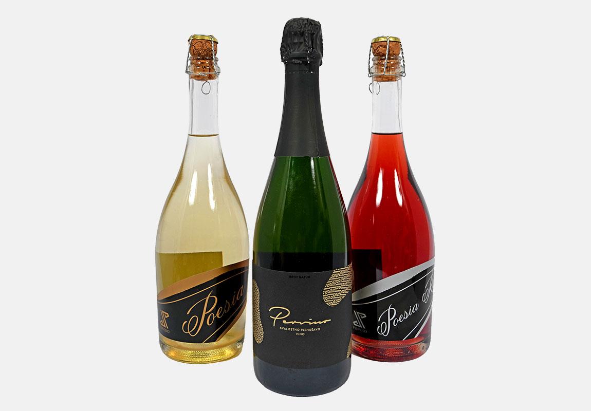 Pervino - Linija pjenušavih vina